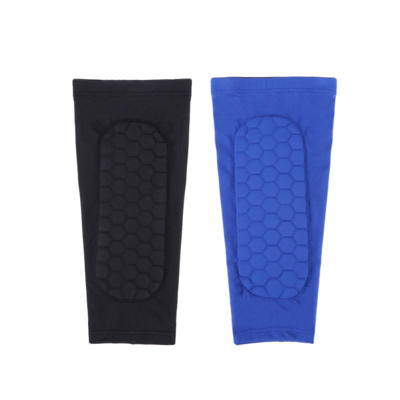 1PC Super Elastic Basketball Leg Warmers Calf Thigh Compression Sleeves Knee Brace Soccer Volleyball Cycling Socks