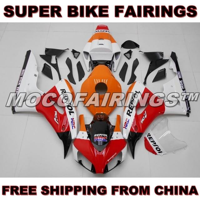 For Honda Cbr1000rr 2006 2007 Motorcycle Fairing Kit 06 07 Cbr1000