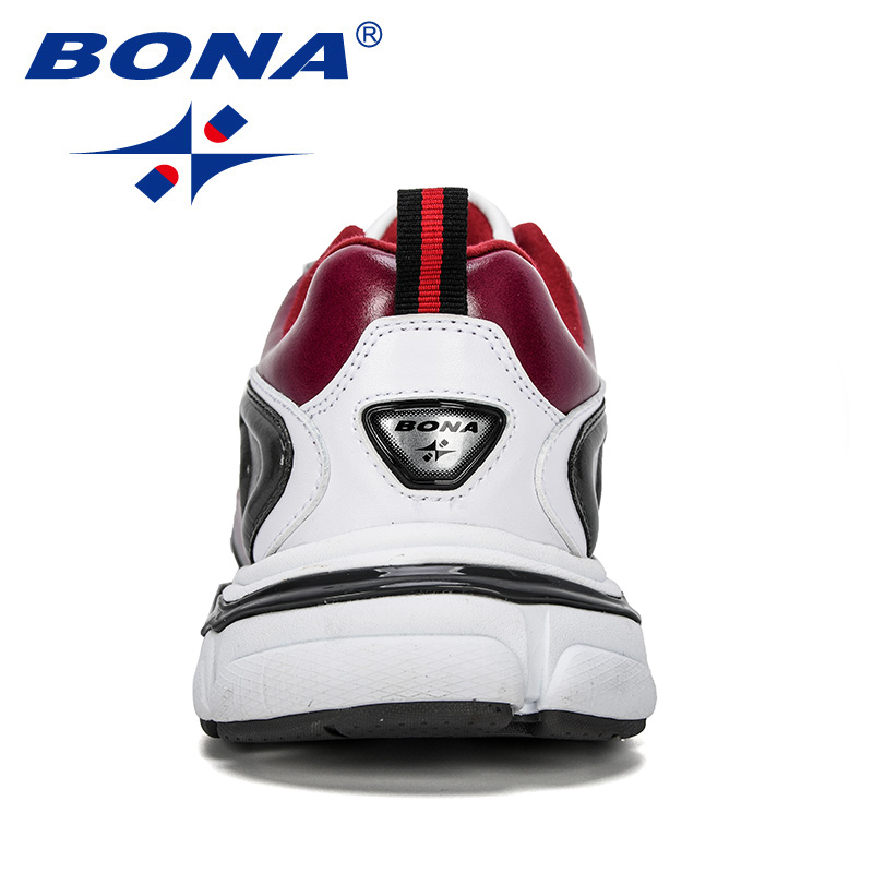 Image 3 - BONA 2019 New Designer Men Running Shoes Sports Outdoor Shoes Man  Sneakers Trainers Zapatos De Hombre Footwear Male ComfortableRunning  Shoes