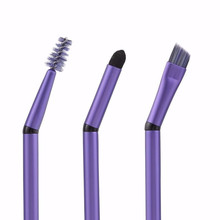 Eyebrow Makeup Brushes & Tweezer Kit
