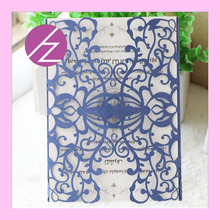 Buy wedding decoration guangzhou and get free shipping on meihao decoration classic european wedding invitation card junglespirit
