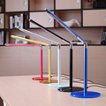 Creative fashion folding European style bedroom bedside work to learn LED eye protection desk lamp