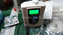 3 whole sets WTH-803 Alkaline water ionizer machine and 2pcs filters for WTH-803