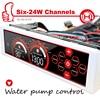 ALSEYE A 100L WR 6 Channel Computer Fan Controller Fan Speed Controller Gaming Fan 5 25