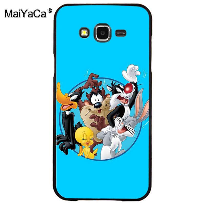 MaiYaCa Looney Tunes Tasmanian Teufel Taz High-end-Telefon Zubehör für samsung j7 j8 j4 j6 j2pro a9 a8 a6 2018 fall coque