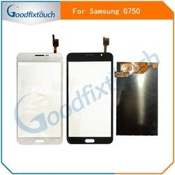 Do Samsung Galaxy Mega 2 SM-G750 G750 G750A G750F G750H G7508Q wyświetlacz LCD + dotykowy Digitizer części wymienne do ekranu