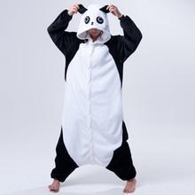 Leuke Panda Pyjama voor Volwassen Vrouwen Volwassen Onesie Animal Pyjama  een stuk Nachtkleding Familie Partij Onesie 794ee6bd6