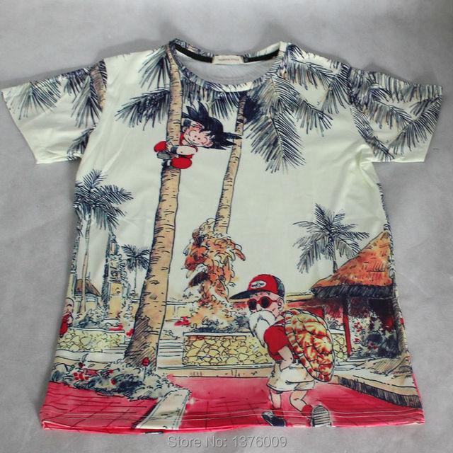 Dragon Ball Z Goku Women's Short Sleeve T-shirt