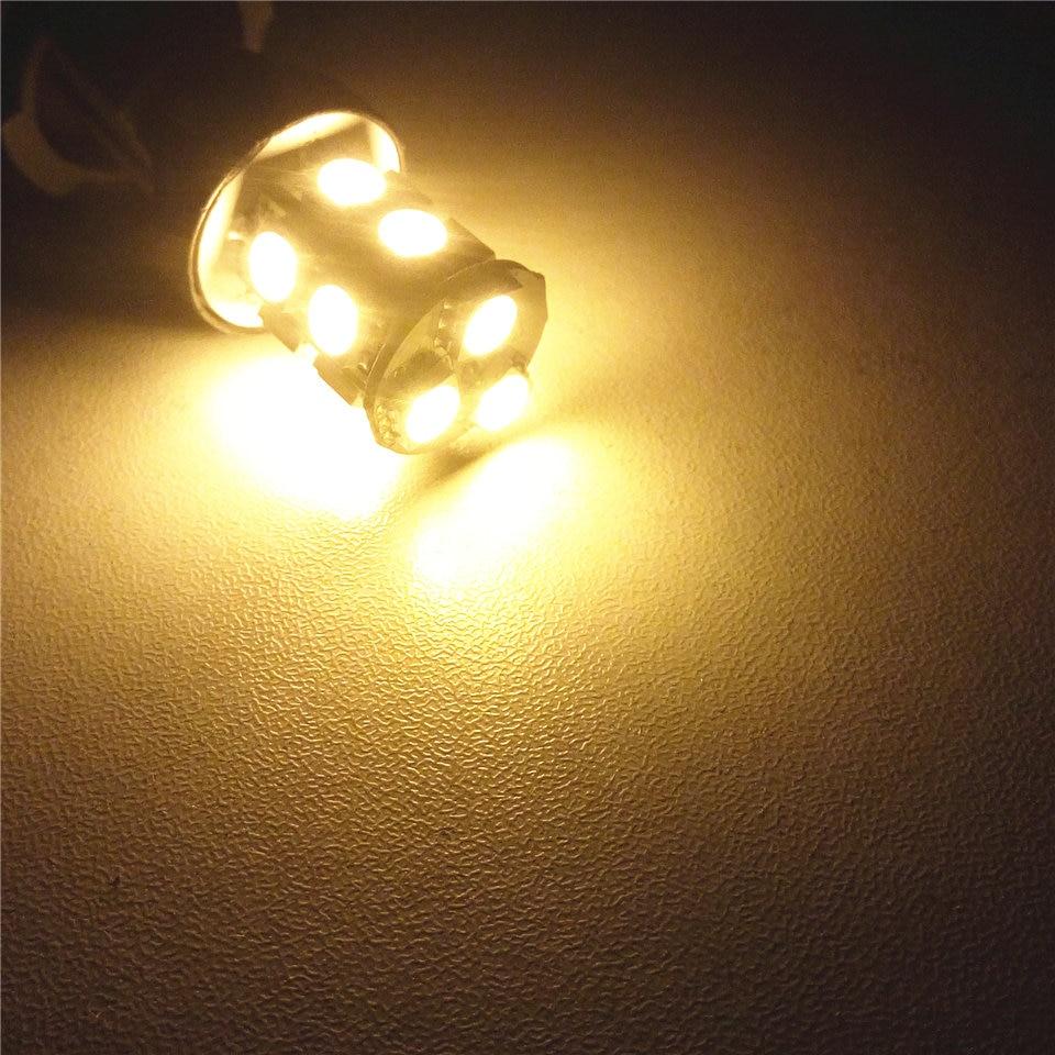 12V LED (13 * 5050SMD) Żarówka samochodowa W21W T20 W3X16d / 7440 - Światła samochodowe - Zdjęcie 3