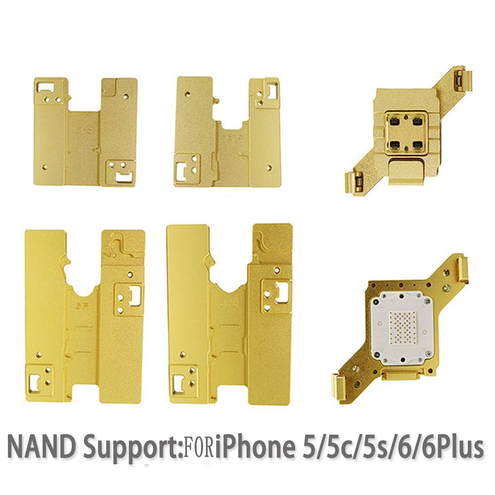 original WL NAND PCIE NVME Flash HDD Test Fixture Tool For IPhone 5 5C 5S 6 6Plus 6S 6SPlus 7 7Plus 8 8Plus genuine original new earpiece ear speaker repair replacement flex cable for iphone 6 6p 6s 6splus high quality free shipping