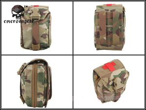 Image 2 - Emersongear Military Molle First Aid Kit Medic Pouch  Tactical Airsoft Outdoor sports equipment