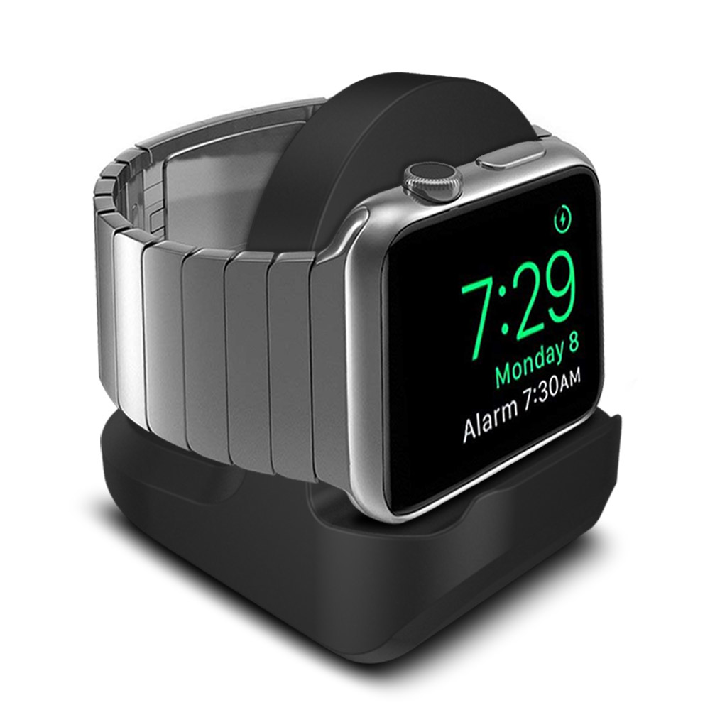 AWINNER Compact Stand for Apple Watch,Nightstand Mode Compatible Support Stand with integrated Cable Management Slot (38mm&42mm) недорго, оригинальная цена