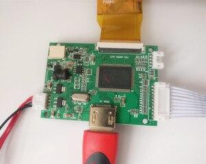 10,1 дюйма 1024*600 ЖК-дисплей TFT монитор с пультом дистанционного управления HDMI для оранжевого Raspberry Pi 3