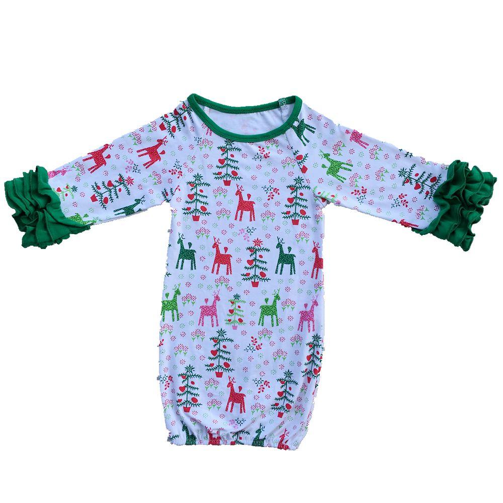 baby girl pajamas ZD-BG021(6)