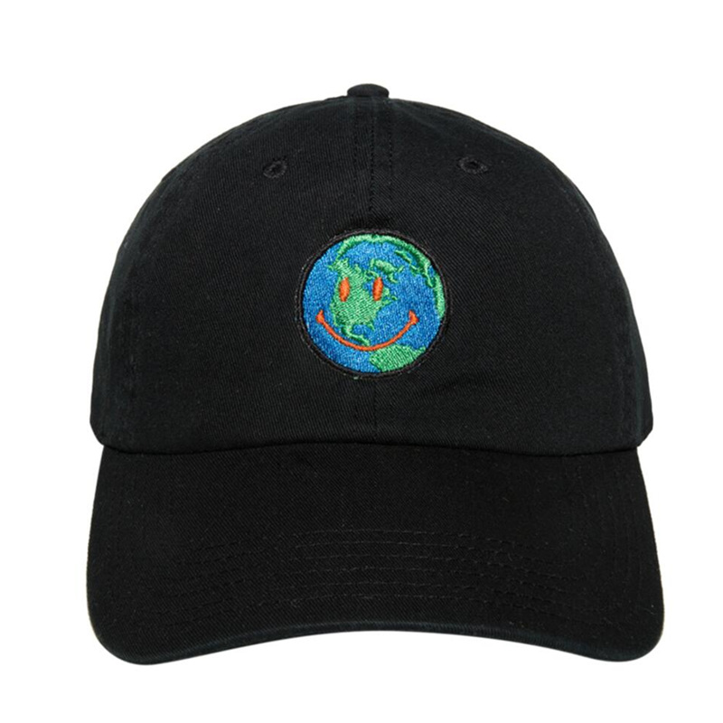 Dropshipping ASTROWORLD Earth Dad Hat Travis Scotts Latest Album Cap 100% Cotton High Quality Embroidery Baseball Caps