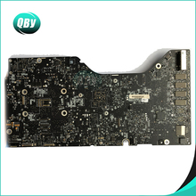 цена на Used 100% working motherboard for iMac 21.5 A1418 MD93 MD094 2012 mainboard 820-3302-06