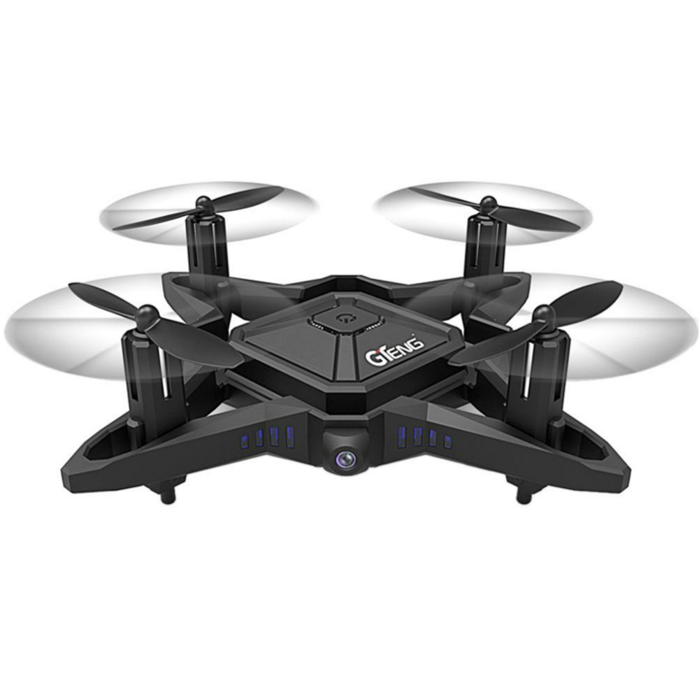 2017 New RC Helicopter Quadcopters Drones 4CH Foldable WiFi FPV RC Drone Dron Drones With Camera HD Drone Professional RC Toys