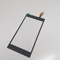 100 Test Ok Black For Highscreen Pure Power Touch Screen Digitizer