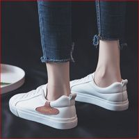 Women Sneakers 2019 Casual Shoes Women Fashion Retro Wedge Platform Sneakers Ladies Summer White beige Sneakers Shoes Woman
