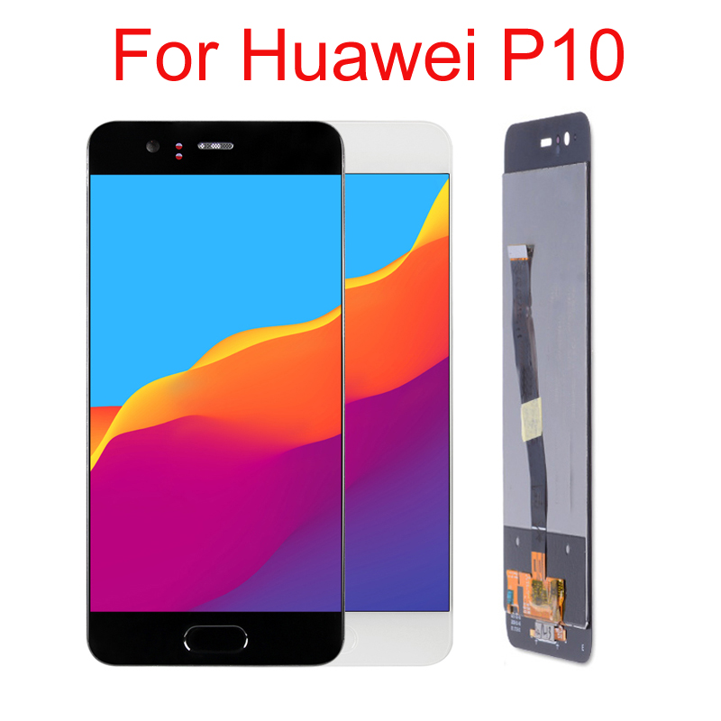 5.1 inch Phone LCD For HUAWEI P10 Display Touch Screen Digitizer Replace For HUAWEI P10 Display LCD VTR-L09 VTR-L10 VTR-L295.1 inch Phone LCD For HUAWEI P10 Display Touch Screen Digitizer Replace For HUAWEI P10 Display LCD VTR-L09 VTR-L10 VTR-L29
