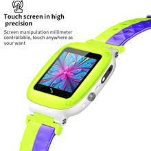 "Kids Smart Watch Waterproof Phone WIFI LBS Locator 1.4"" Touch Screen Wrist Watch with Call Voice Chat Pedometer Alarm Clock стоимость"