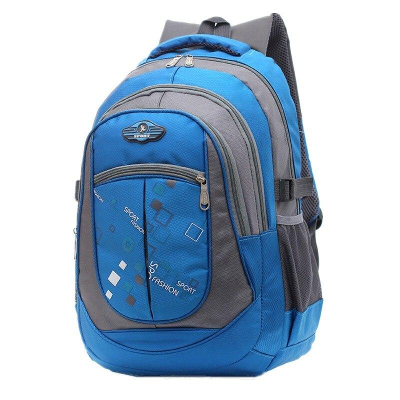 Fashion Children School Bags For Teenagers Girls Boys School Backpacks Kids Schoolbag Men Travel Laptop Backpack Mochilas