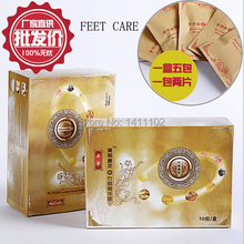 Softcover Detox Foot Patch Detox Patches Detoxification Improve Sleep Slimming Feet stickers Foot Care