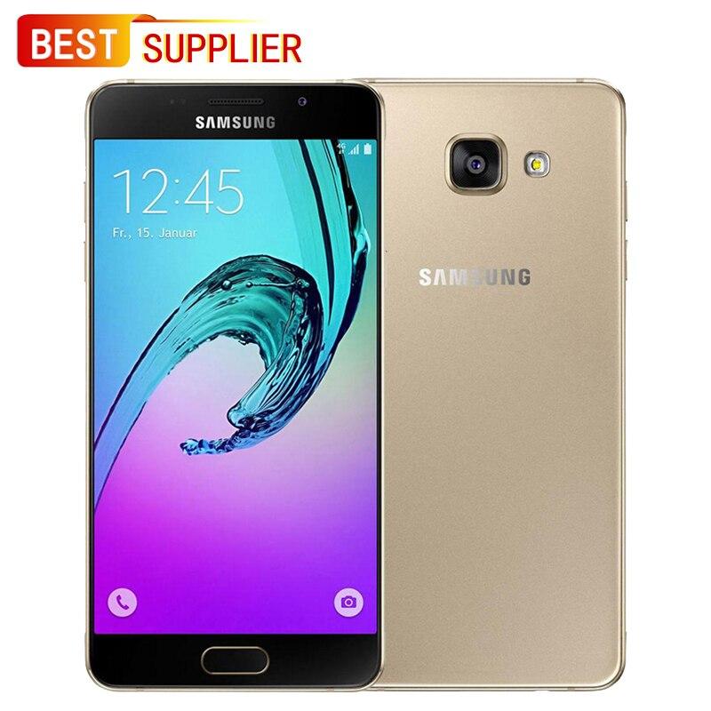Samsung A5 Galaxy 16GB 2GB Nfc Octa Core 13mp Used Smartphone Looks A510F Like New 4G