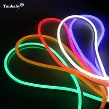 AC220V LED Neon Strip light 120LED/M 2835 IP67 Waterproof flexible LED light Outdoor Decorative Strip 1M/2M/3M/4M/5M/10M
