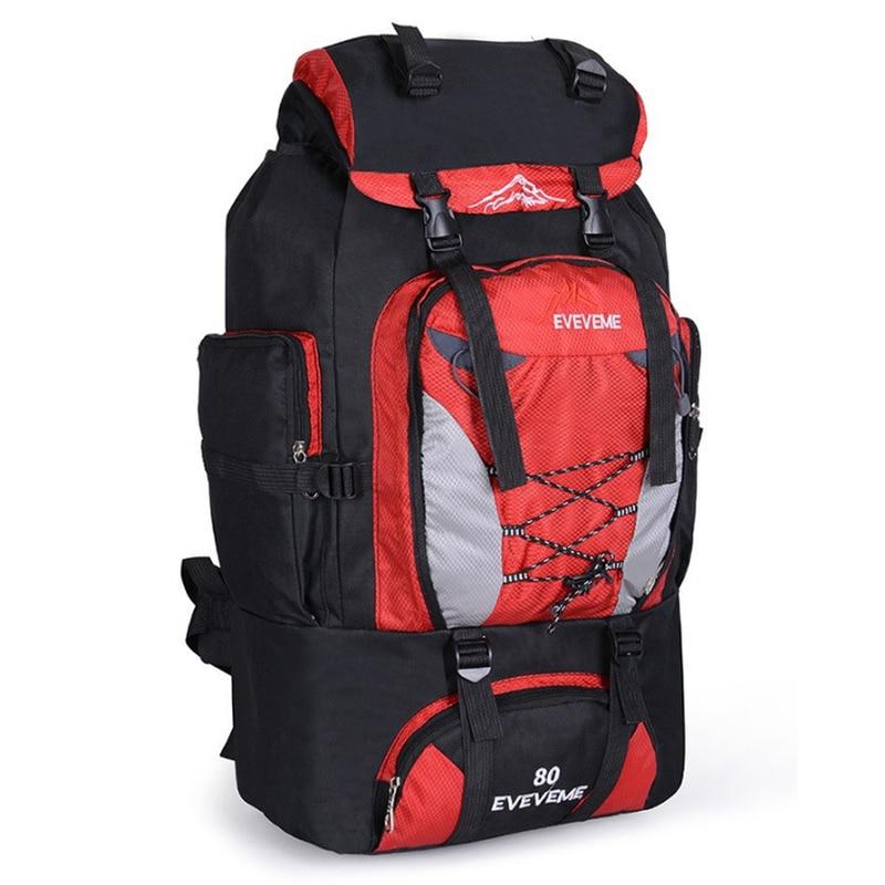 123 NEW Large Backpack Rucksack Bag SPORTS HIKING SCHOOL WORK 100/% PLAIN BLUE