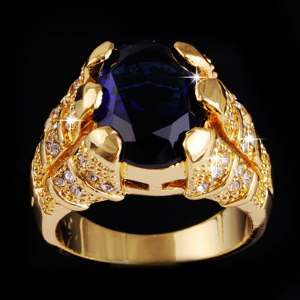 Gold Expensive jewelry ring