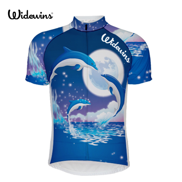 2018 Bike Dolphin Cycling Jersey Pro Bike Jersey Shirt mtb Bicycle Cycling  Clothing Summer Cycling Wear Maillot Ciclismo 5534 a6af5c8bf