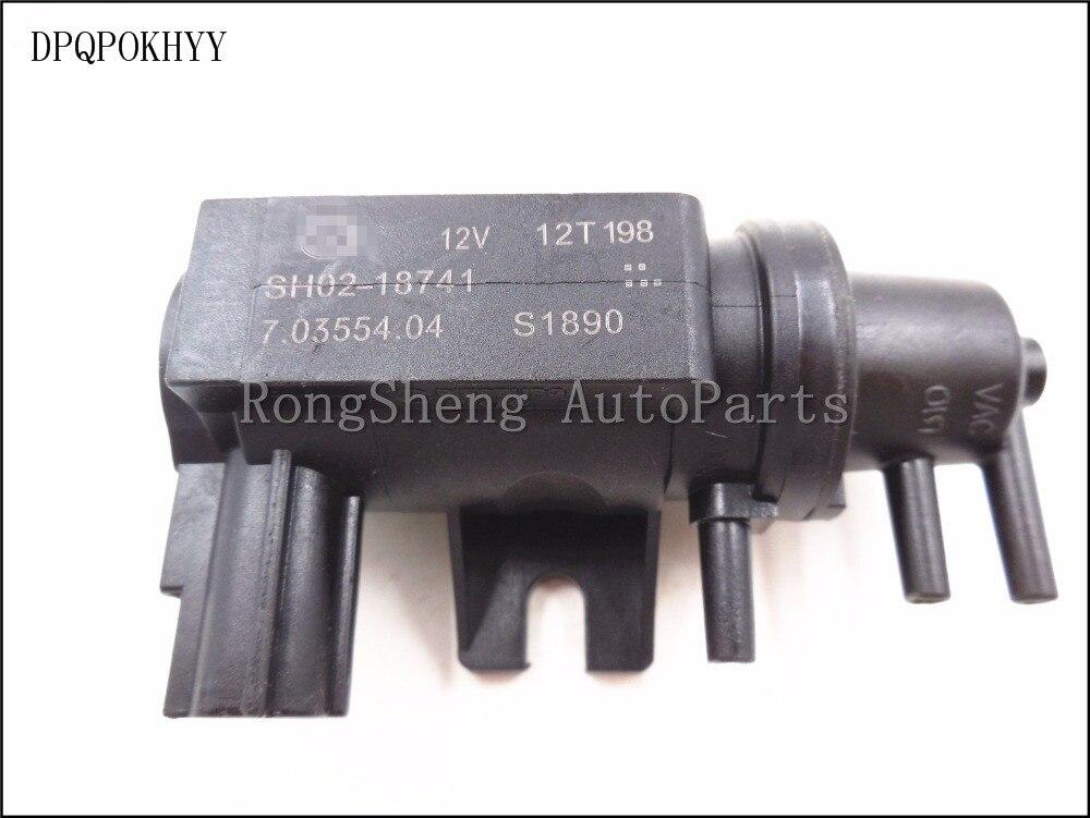 DPQPOKHYY оригинальная фотовспышка 7.03554.04 PIERBURG преобразователь клапана для MAZDA SH02-18741 2.2D