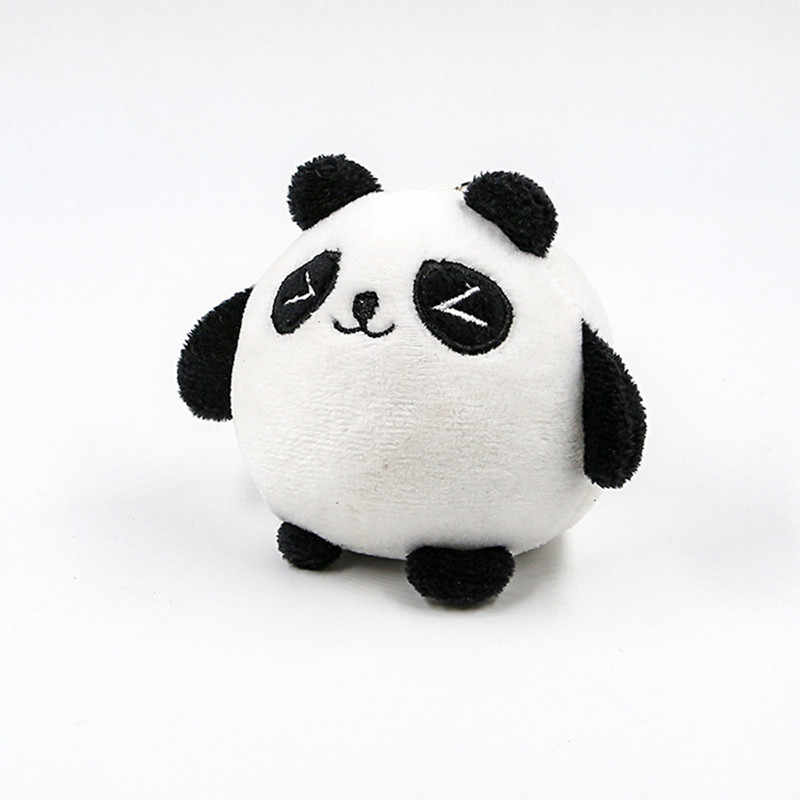 9 cm bonito panda recheado brinquedos de pelúcia boneca presente pequeno dos desenhos animados brinquedos de pelúcia pingente de pelúcia recheado brinquedo de animais de pelúcia bonecas