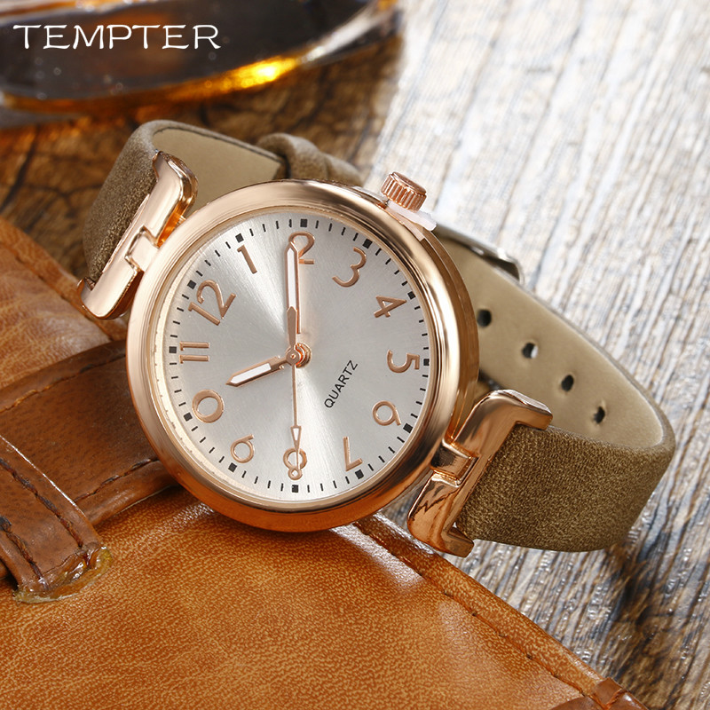 2017 New Brand Lady Watch Analog Women Dress Watch Fashion Casual Quartz Watch Women Wristwatch relogio feminino quartz-watch
