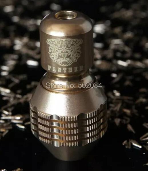 DHL&EMS Freeshipping 10pc/Lot 2015 Pro Brass Dull Polish diamond Shape Tattoo Grip Back Stem for tattoo machine gun supply GPB06