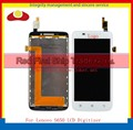 "High Quality 4.7"" For Lenovo S650 Lcd Display Touch Screen Digitizer Assembly Complete Sensor Black+Tracking Code"