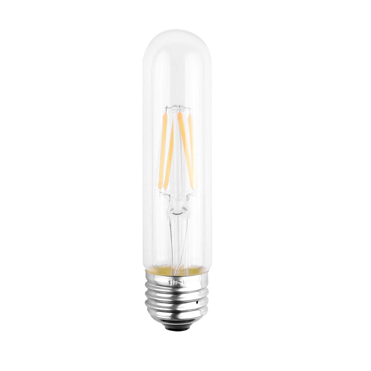 4w Vintage Edison T30 Cob Led Filament Light For Home