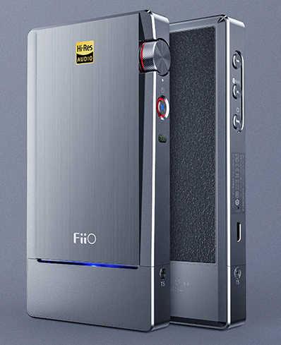 Merek Baru Kedatangan Q5 Flagship Bluetooth dan DSD-Mampu FIIO Portabel HIFI AMP DSD Lkm USB Suara DAC Decoder Amplifier
