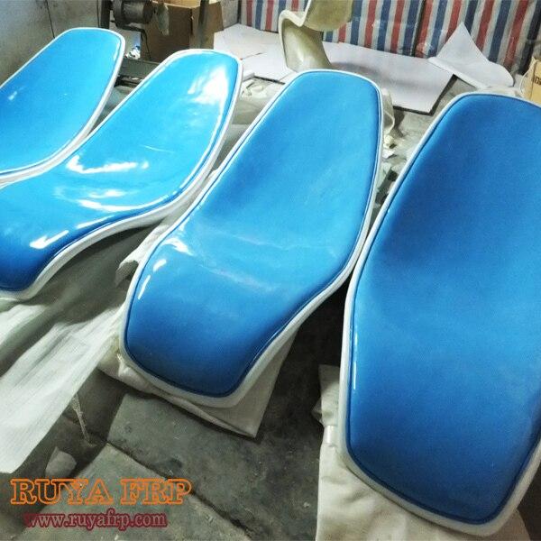 Ruya exterior silla de playa, fibra de vidrio silla de luna fábrica ...