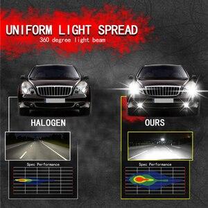 Image 5 - 2 قطعة 1500 لومينز كريلد 40 واط H27 881 مصباح ضباب ليد للسيارة لمبات يوم تشغيل ضوء أبيض مقاوم للماء IP68 H27W/2 LED لشركة هيونداي