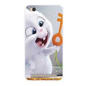 Image 3 - Suave TPU Caso Capa De Silicone Xiaomi Redmi Xiaomi Redmi 5A Coque 5A Phone Case Bumper Funda Protetor Redmi 5A 4A tampa traseira