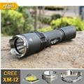 cree xm l2 tactical flashlight led lanterna hunting equipment led rechargeable torch self defense light