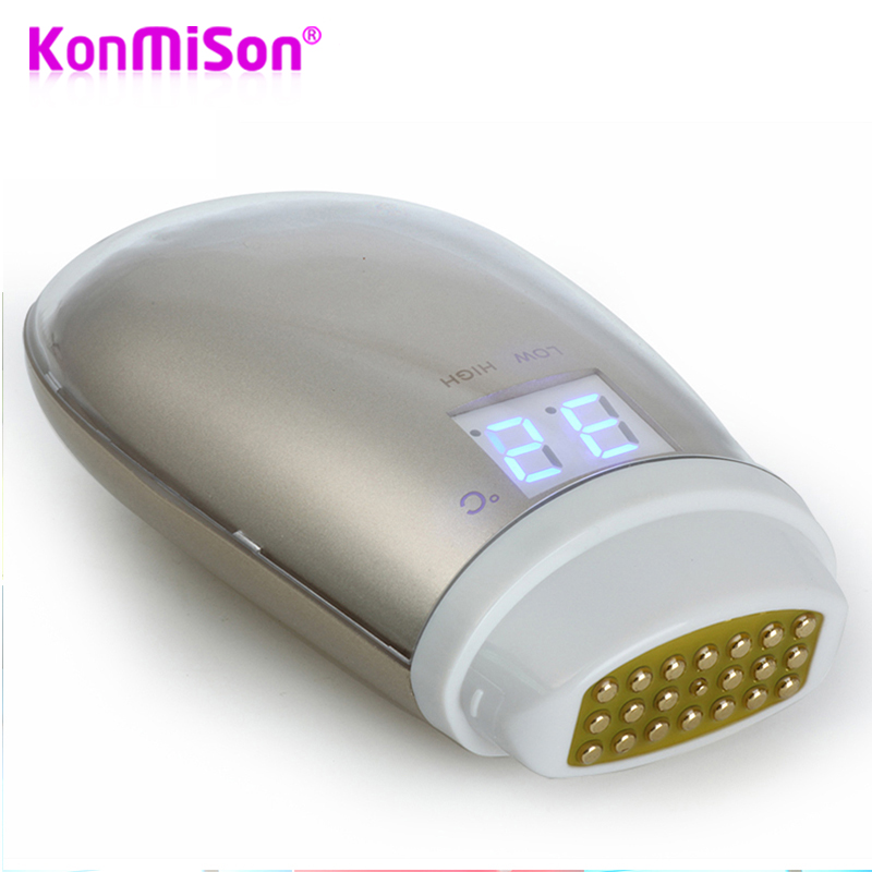 KONMISON Dot Matrix RF Radio Frequency Face Lifting Tighten Facial Skin Massage Wrinkle Acne Remover Beauty