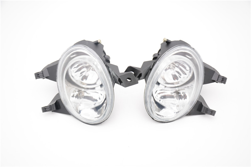 1Pair Auto Parts Front Bumper Driving Fog Light Lamps For