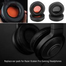 c9347673ce5 Almofada de orelha 2 pçs set Gaming Headset Premium Almofadas Tampões de Ouvido  Fone de