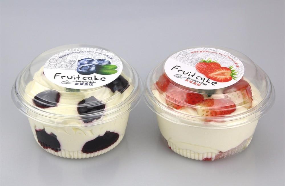 Plastic Cake Boxes In Bulk