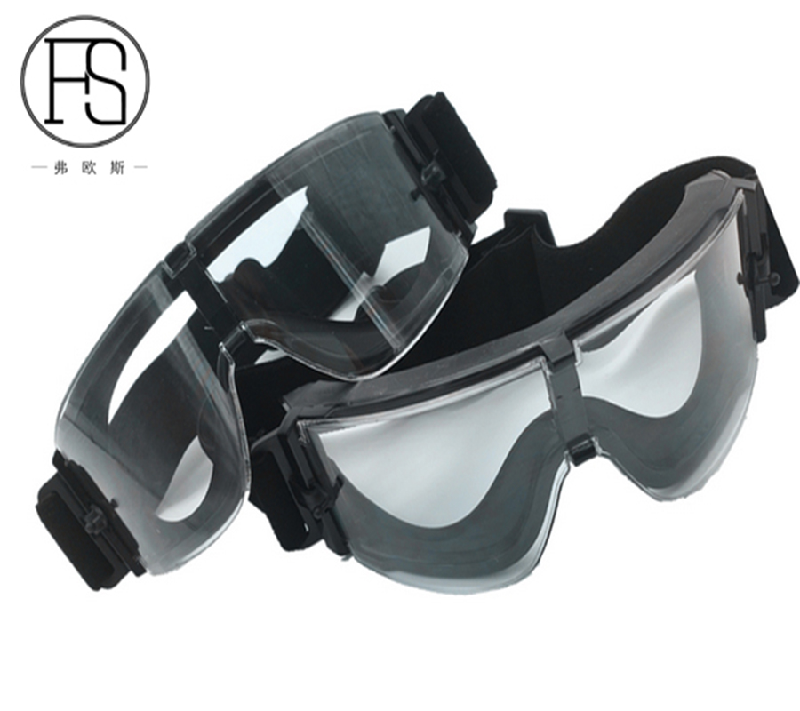 Prix pour En gros Prix USMC Militaire Airsoft Lunettes X800 Tactique lunettes de Soleil de Protection Des Yeux Lunettes GX1000 Noir Cadre Y Compris 3 Lentille