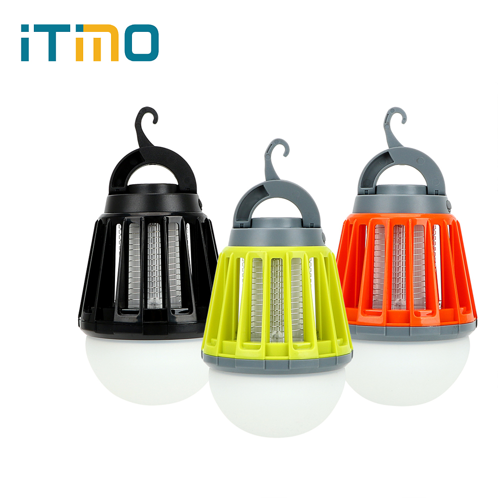 ITimo USB Charging Mosquito Killer Lamp Pest Repeller Zapper Lanterns Potable Lighting Night LightITimo USB Charging Mosquito Killer Lamp Pest Repeller Zapper Lanterns Potable Lighting Night Light