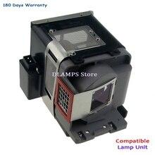 VLT XD700LP ใช้งานร่วมกับโคมไฟโปรเจคเตอร์สำหรับ MITSUBISHI FD730U GW 860/GX 740 GX 745 UD740U WD720U XD700U WD720U